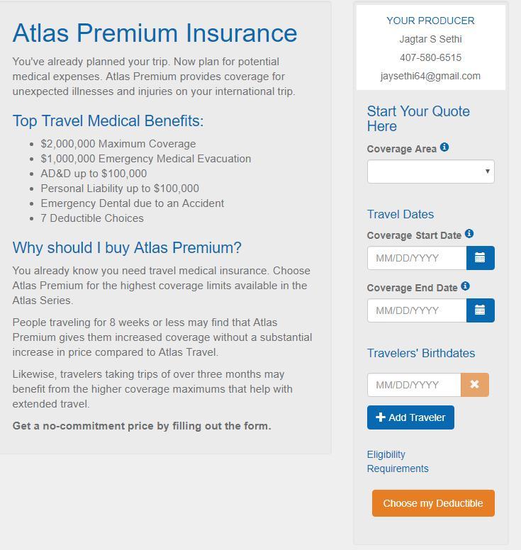 atlas premium sign up